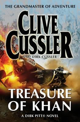 Image for The Treasure of Khan #19 Dirk Pitt [used book]