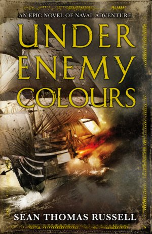 Image for Under Enemy Colours #1 Charles Hayden [used book]