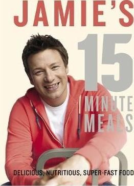 Image for Jamie's 15-Minute Meals [used book]
