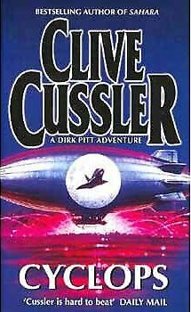 Image for Cyclops #8 Dirk Pitt [used book]