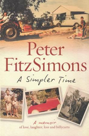 Image for A Simpler Time : A memoir of love, loss and billycarts [used book]