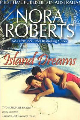 Image for Island Dreams [contains Treasures Lost, Treasures Found and Risky Business] [used book]