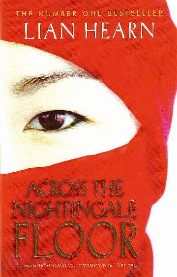 Image for Across the Nightingale Floor #1 Tales of the Otori [used book]