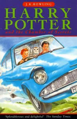 Image for Harry Potter and the Chamber of Secrets #2 Harry Potter [used book]