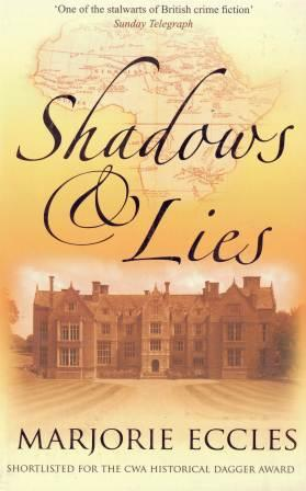 Image for Shadows and Lies [used book]
