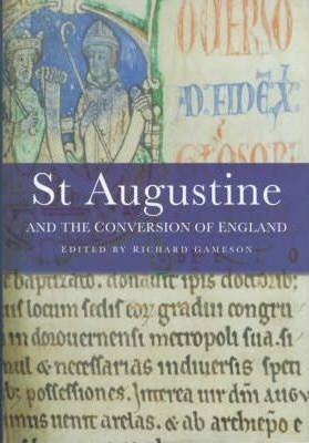 Image for St Augustine and the Conversion of England [used book]
