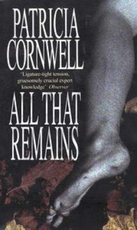 Image for All that Remains #3 Kay Scarpetta [used book]