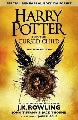 Image for Harry Potter and the Cursed Child - Parts I & II : Special Rehearsal Edition Script [used book]