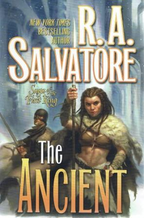 Image for The Ancient #2 Saga of the First King [used book]