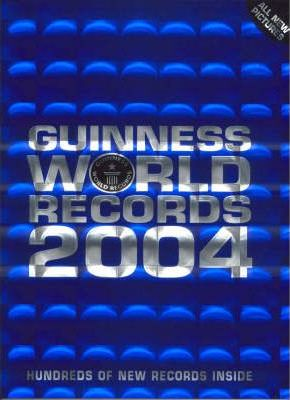 Image for Guinness World Records 2004 [used book]