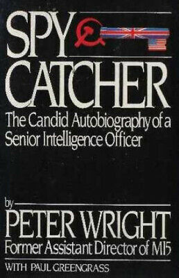 Image for Spycatcher: The Candid Autobiography of a Senior Intelligence Officer [used book]