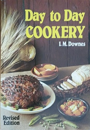 Image for Day to Day Cookery Revised Edition [used book][hard to get]