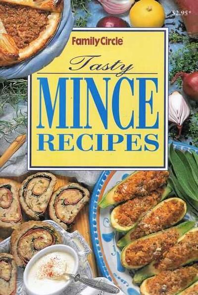 Image for Family Circle Tasty Mince Recipes [used book]
