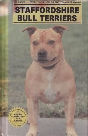 Image for Staffordshire Bull Terriers [used book]