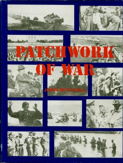 Image for Patchwork of War [used book] [hard to get]