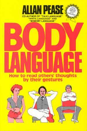 Image for Body Language : How to Read Others' Thoughts by Their Gestures [used book]