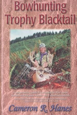 Image for Bowhunting Trophy Blacktail [used book][hard to get]