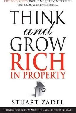Image for Think and Grow Rich in Property [used book]