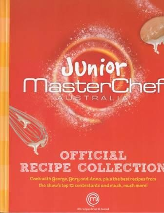 Image for Junior Masterchef Australia : Official Recipe Collection [used book]