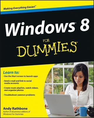 Image for Windows 8 For Dummies [used book]