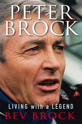 Image for Peter Brock : Living with a Legend [used book]