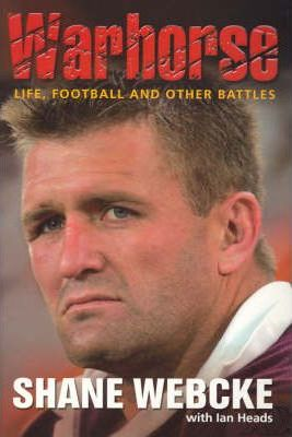 Image for Warhorse : Life, Football and Other Battles [used book]