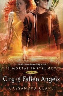 Image for City of Fallen Angels #4 Mortal Instruments [used book]