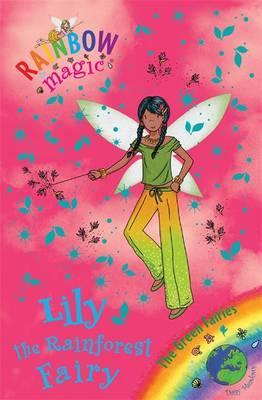 Image for Lily the Rainforest Fairy : The Green Fairies #82 Rainbow Magic