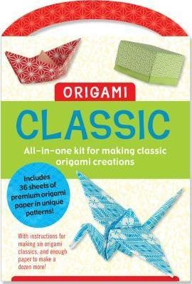 Image for Origami Classic: All-in-one kit for making classic origami creations