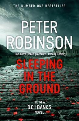 Image for Sleeping in the Ground #24 Inspector Banks [used book]