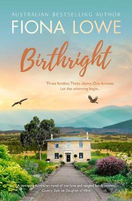 Image for Birthright [used book]