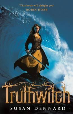 Image for Truthwitch #1 Witchlands [used book]