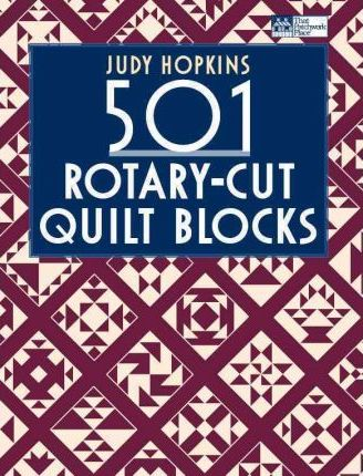 Image for 501 Rotary-cut Quilt Blocks [used book]