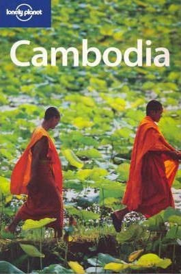 Image for Cambodia [Fifth Edition] Lonely Planet Travel Guide [used book]