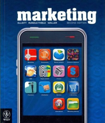 Image for Marketing [Second Edition][used book]
