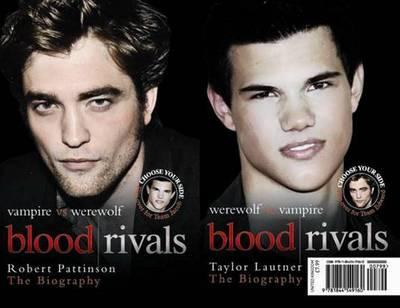Image for Blood Rivals : Vampire vs Werewolf, Werewolf vs Vampire