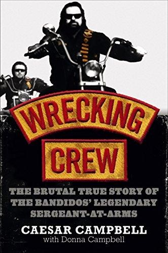 Image for Wrecking Crew : The brutal true story of the Bandidos' Legendary Sergeant-at-Arms [used book]