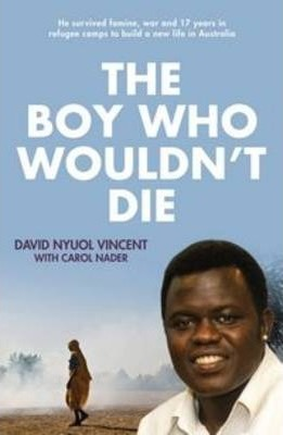 Image for The Boy Who Wouldn't Die [used book]