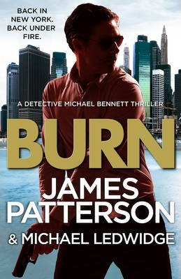 Image for Burn #7 Michael Bennett [used book]