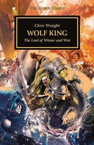 Image for Wolf King : Horus Heresy : Warhammer 40,000 [hardcover][used book][hard to get]