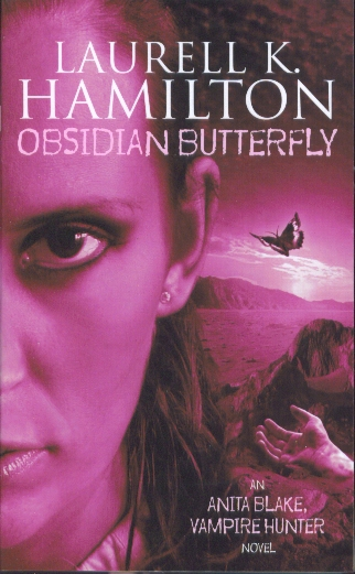 Image for Obsidian Butterfly #9 Vampire Hunter [used book]