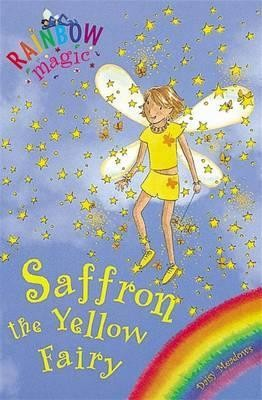 Image for Saffron the Yellow Fairy : The Rainbow Fairies #3 Rainbow Magic [used book]