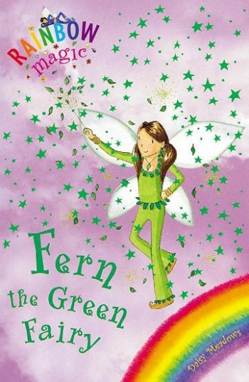 Image for Fern the Green Fairy : The Rainbow Fairies #4 Rainbow Magic [used book]