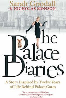 Image for The Palace Diaries : Twelve Years with HRH Prince Charles [used book]