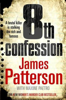 Image for 8th Confession #8 Women's Murder Club [used book]