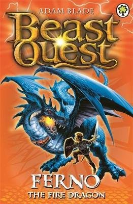 Image for Ferno the Fire Dragon #1 Beast Quest [used book]