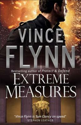 Image for Extreme Measures #9 Mitch Rapp [used book]