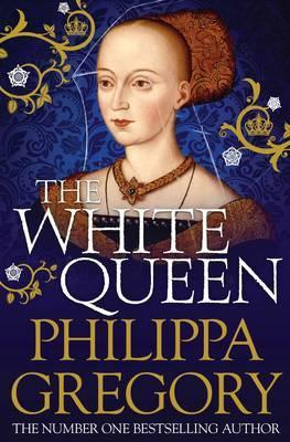Image for The White Queen #3 Plantagenet and Tudor Novels [used book]