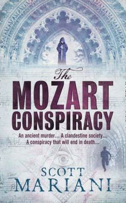 Image for The Mozart Conspiracy #2 Ben Hope [used book]