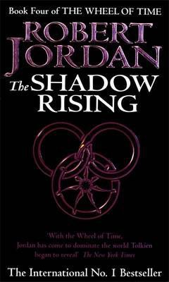 Image for The Shadow Rising #4 Wheel of Time [used book]